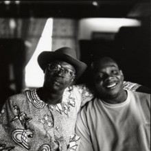 Ali Farka Touré & Toumani Diabaté