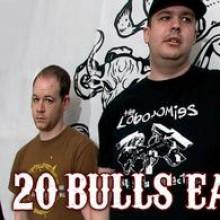 20 Bulls Each